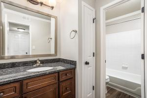 A1 Deluxe Bathroom